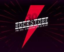 30 ans du Rockstore