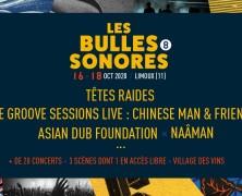 LES BULLES SONORES#8